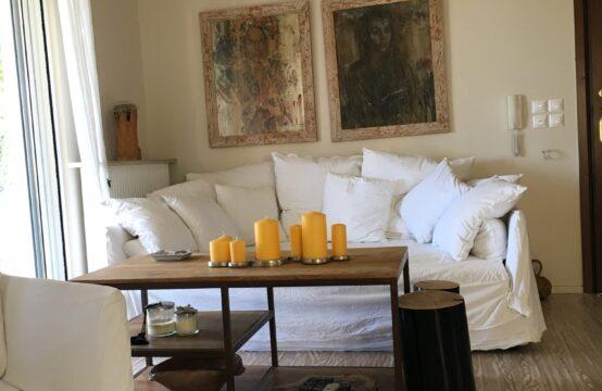 Atina'ya iki saat uzaklıktaki Porto Helide Manzarali Luks Villa 150m2
