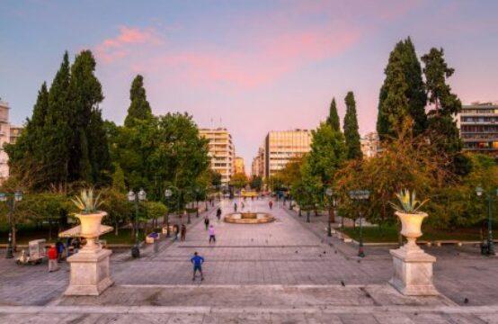Atina'da merkez'de daire 66 m2